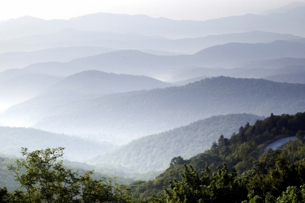 image of Blue Ridge Mountains, RIEEE