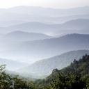image of Blue Ridge Mountains, RIEEE